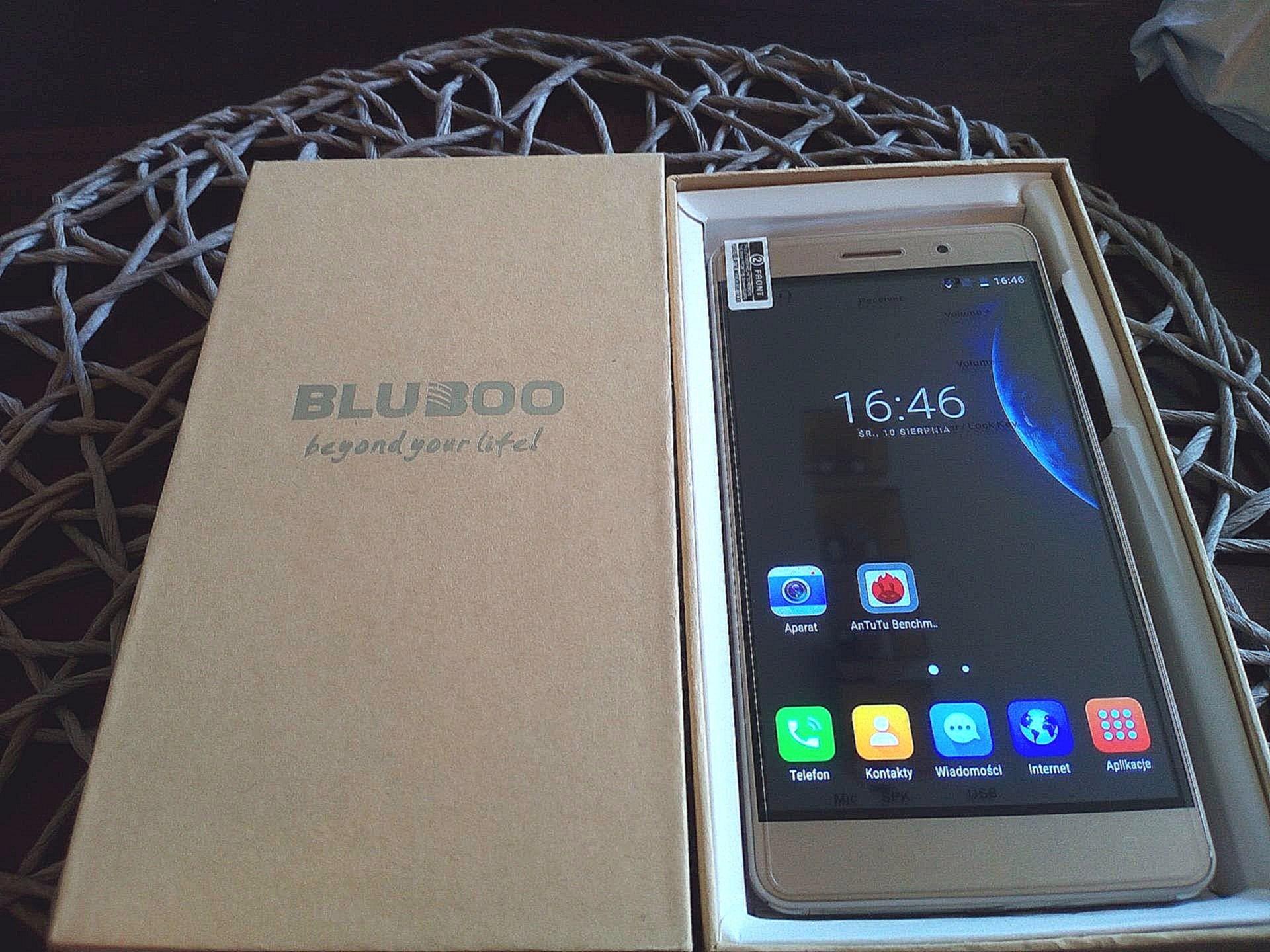 Что интересного в новом BLUBOO S8?
