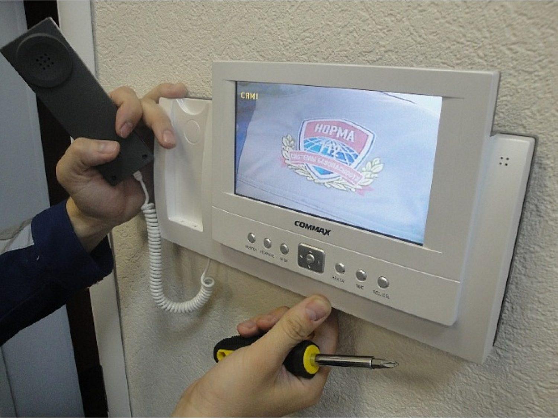 Видеодомофон для квартиры и комфорта вашей семьи